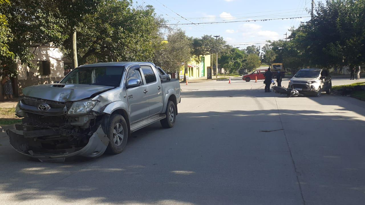 accidente almirante brown